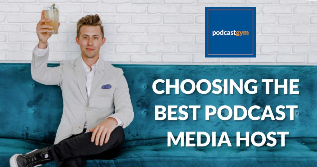 best podcast hosts